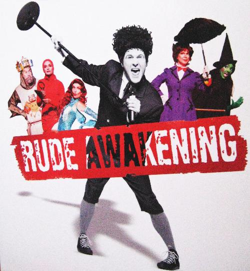 Jared Bradshaw Forbidden Broadway: Rude Awakening